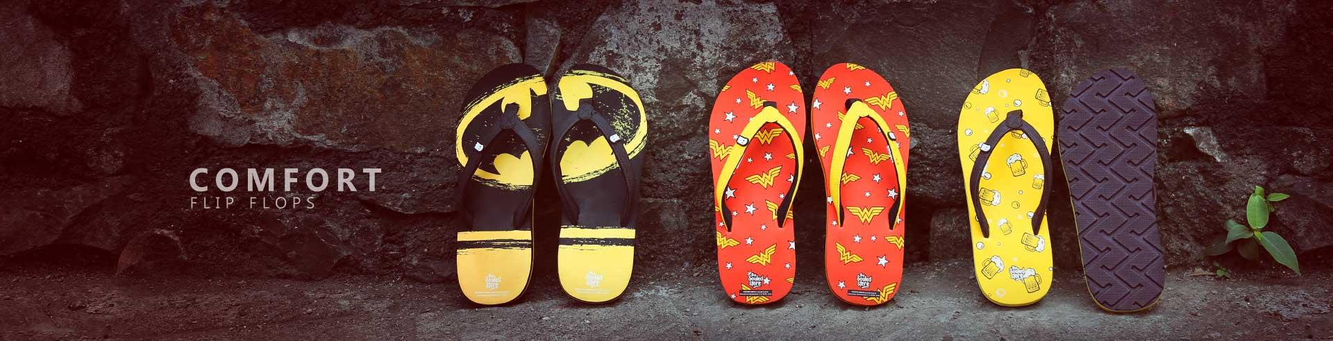 Buy Flip Flops   Slippers For Men   Women Online only at The Souled Store 44f20c949cfa