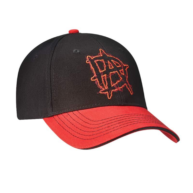 best website 52e54 15319 ... hot shop wwe dean ambrose this lunatic runs the asylum baseball hat  874d6 16492