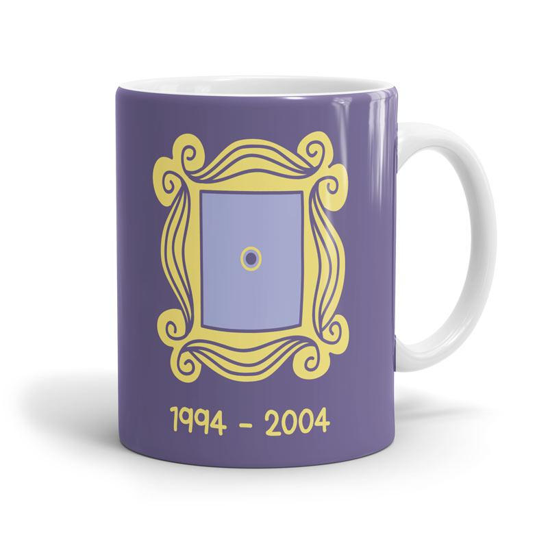 F R I E N D S 1994 2004 Mugs