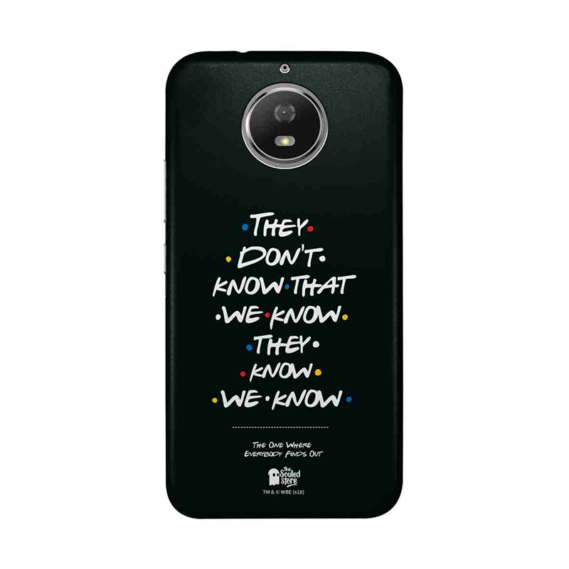 huge selection of f139e 762e1 Buy Stylish Moto G5S Mobile Covers & Cases Online | The Souled Store