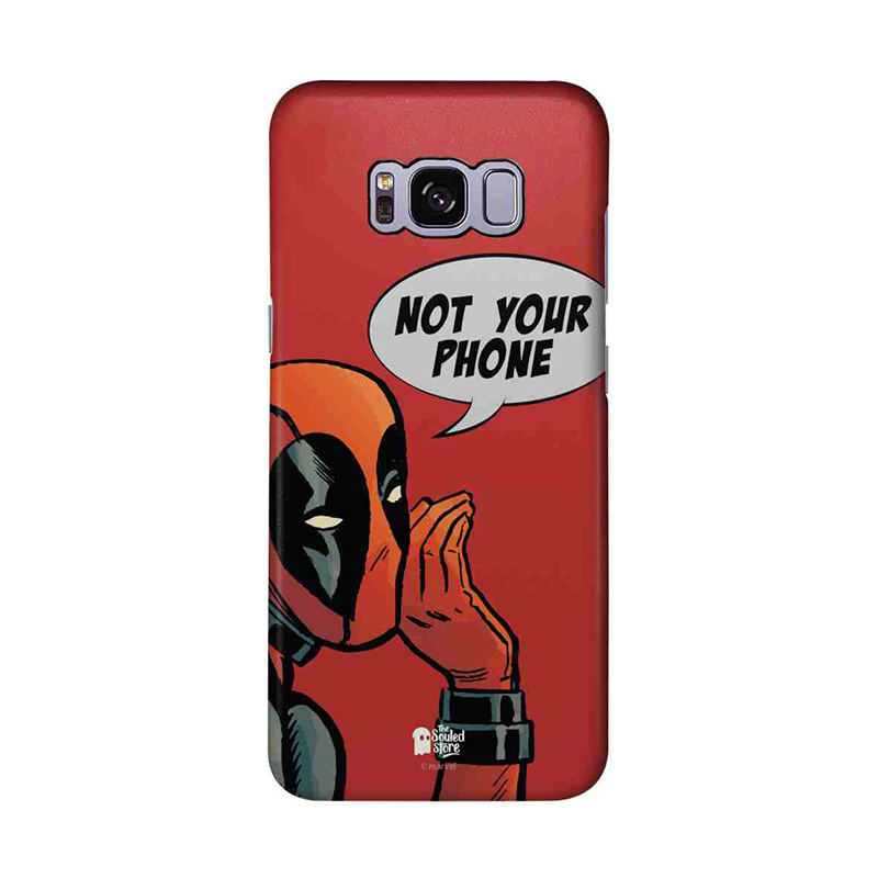 purchase cheap ca8f8 9c2f2 Buy Galaxy S8 Mobile Covers & Cases Online   The Souled Store