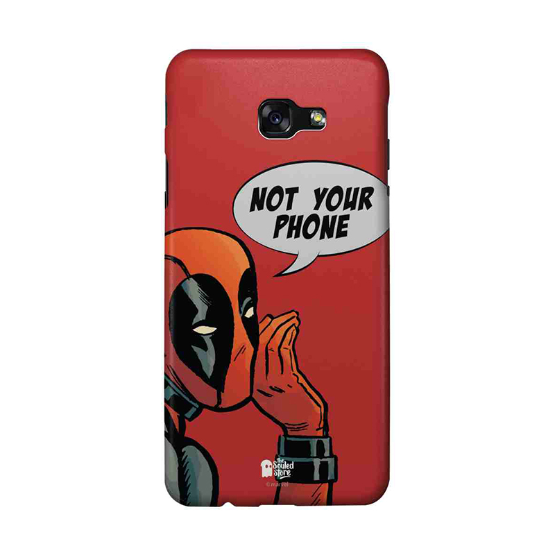 best service 0e17c 0c9ca Buy Galaxy A5 2017 Mobile Covers & Cases Online | The Souled Store