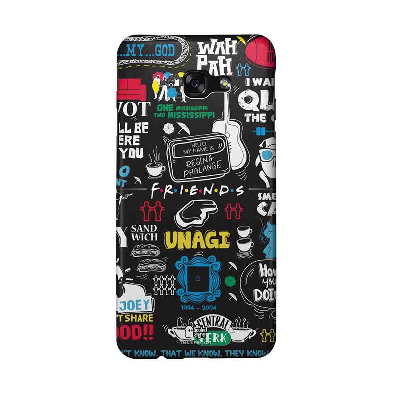 samsung a5 2017 phone case wwe
