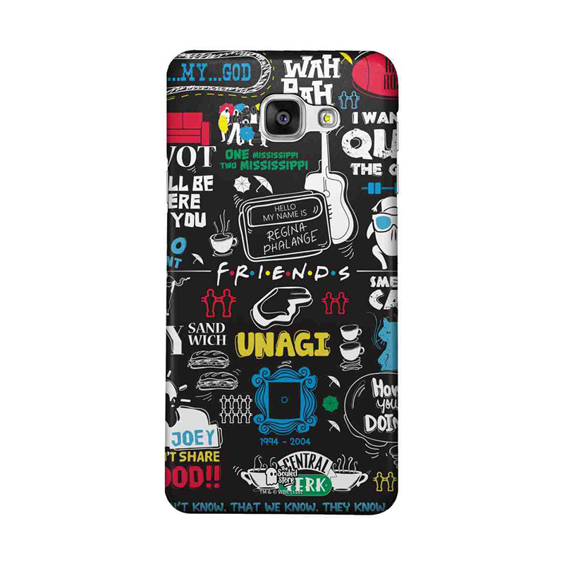 cheap for discount 20cb4 869a0 Buy Galaxy C9 Pro Mobile Covers & Cases Online | The Souled Store