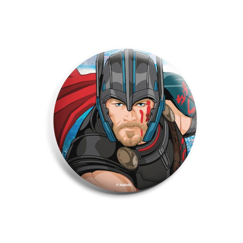various colors b2826 84c8e Buy Buy Official Marvels  Thor Son Of Odin Badge Online only at The Souled  Store