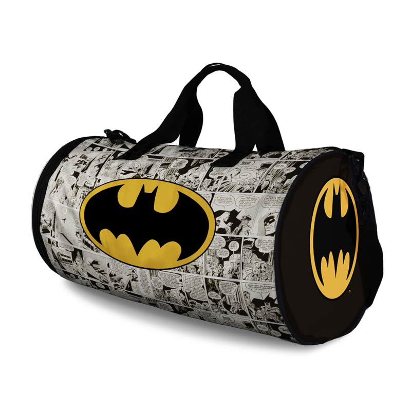 138036b3fc Batman  Classic Logo. Duffle Bags