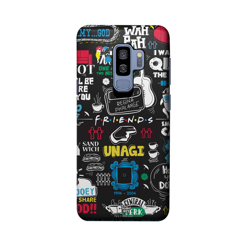newest 88c96 19df3 Buy Galaxy S9 Plus Mobile Covers & Cases Online | The Souled Store