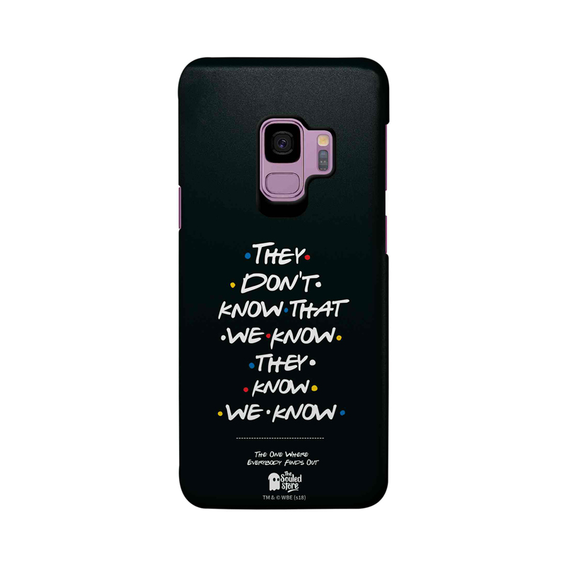 best website 9faba de7ff Buy Galaxy S9 Mobile Covers & Cases Online   The Souled Store