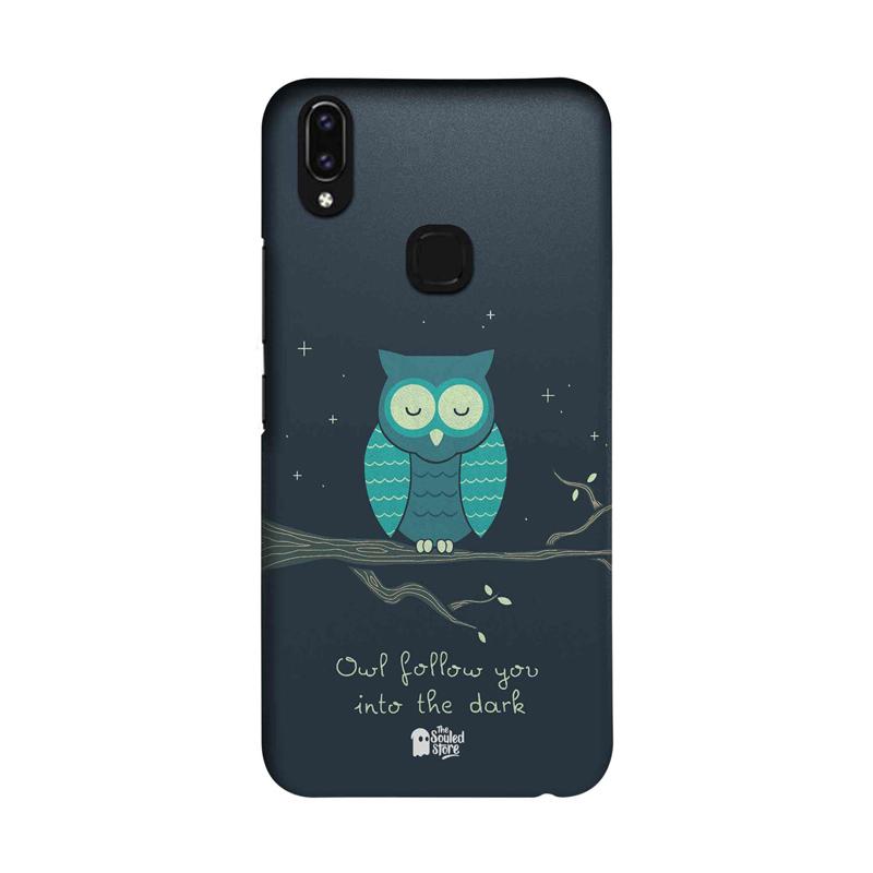 Romantic Owl Vivo V9 Mobile Cover The Souled Store