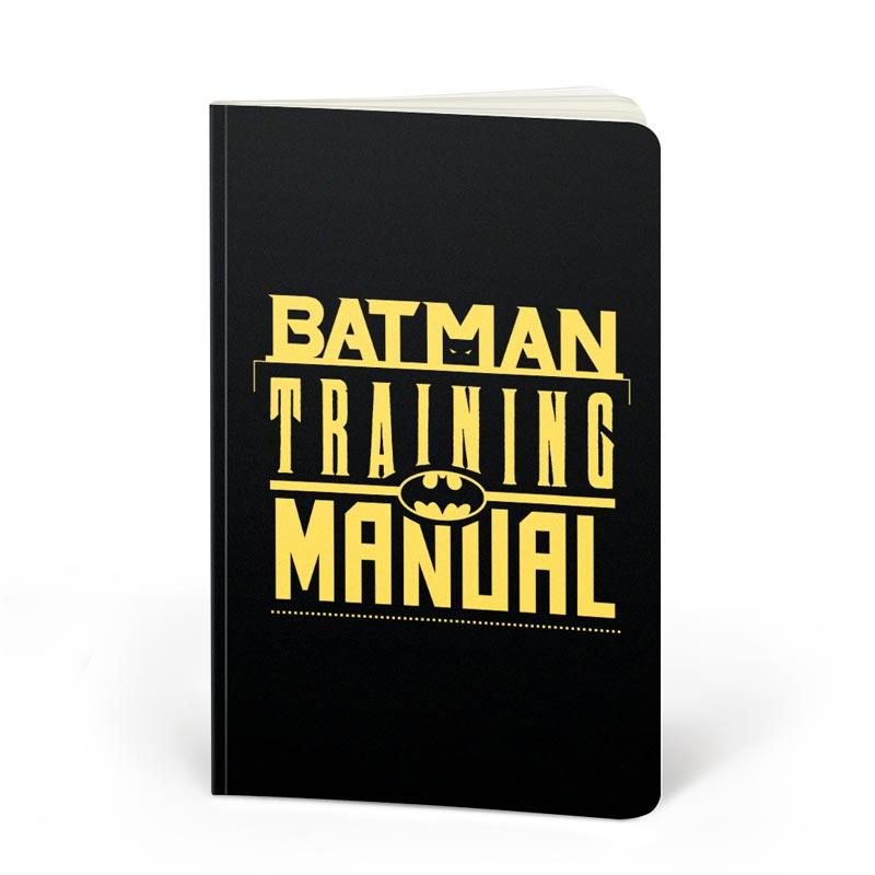 99a991605c Batman  Training Manual