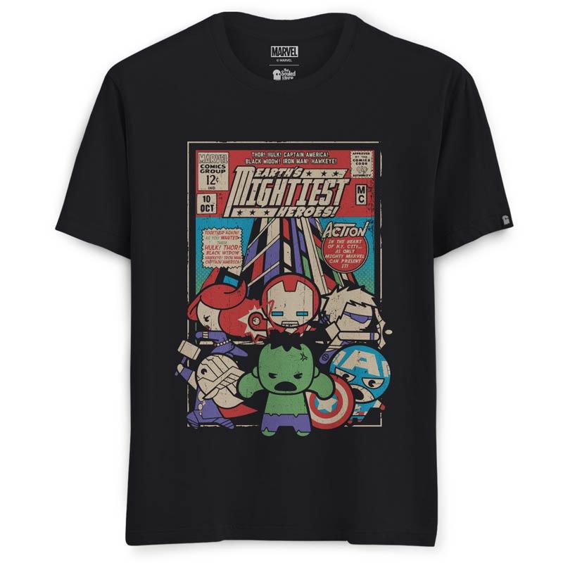 e4c2d4df33c Avengers  Earth s Heroes. T-Shirts