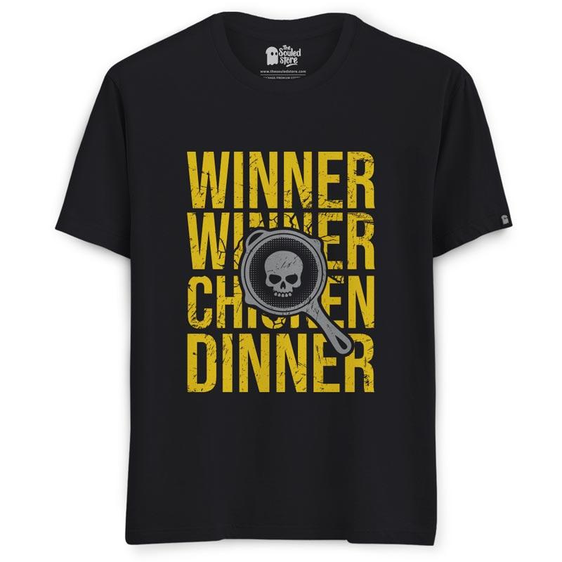 6150fa2f Chicken Dinner. T-Shirts