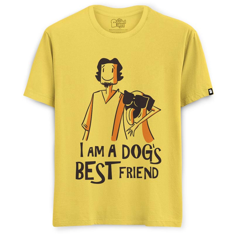 db3965489 Kenny Sebastian: Dog's Best Friend. T-Shirts