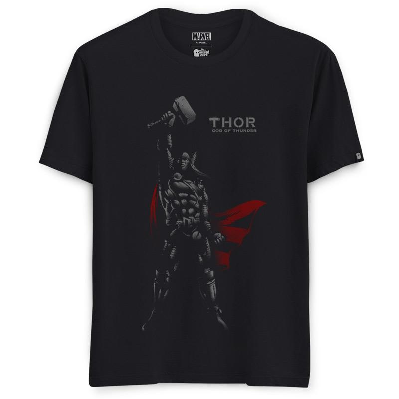 eabb8e9df5ad30 Buy Buy Official Marvel Thor God Of Thunder T-shirts For Men   Women Online