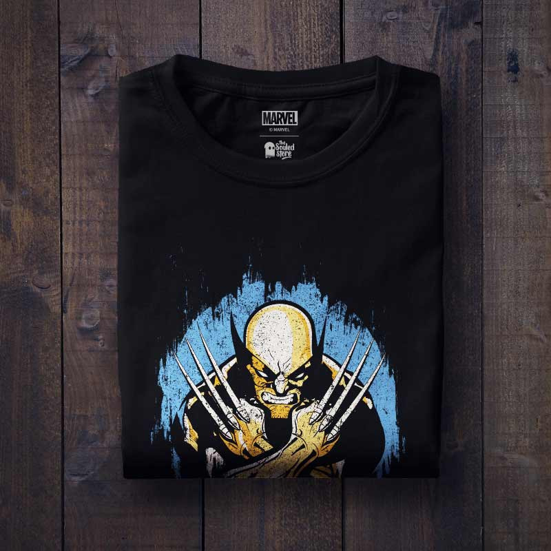 a0a25f63d Buy Official X-Men Wolverine Beast Mode On T-shirts For Men & Women ...