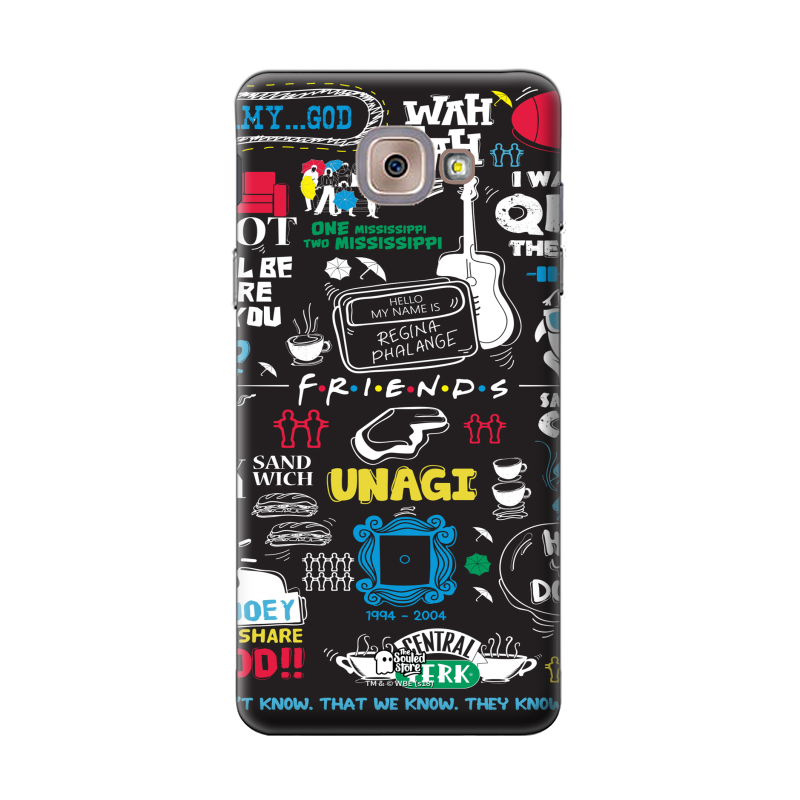 sale retailer 276f4 5bb32 Buy Galaxy J7 Max Mobile Covers & Cases Online | The Souled Store