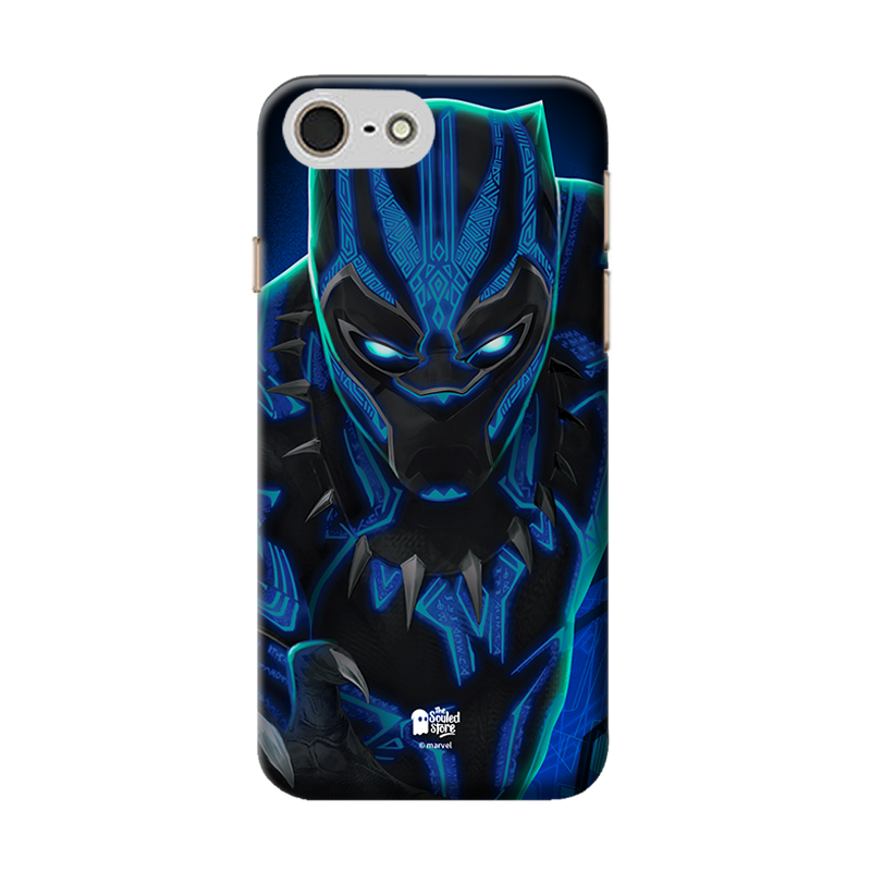 separation shoes 081d9 81433 Buy Black Panther King Of Wakanda iPhone 7 Mobile Cover Online | The ...