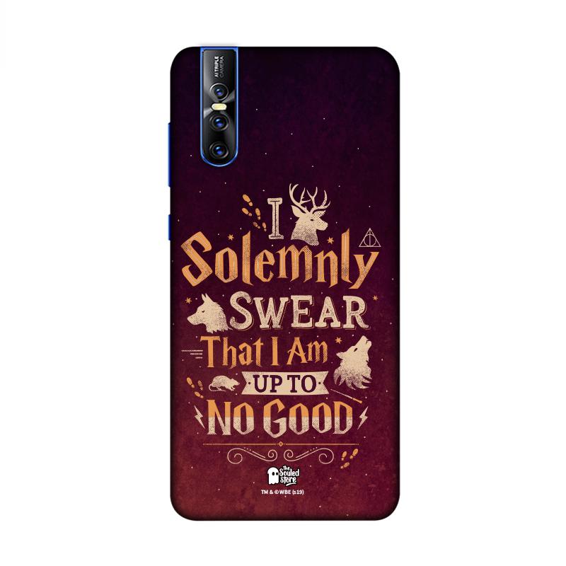 best website c5435 a16a3 Buy Harry Potter Upto No Good Vivo V15 Pro Mobile Cover Online   The ...