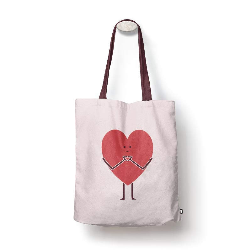 Buy Canvas Tote Bags Online in India   The Souled Store 4bce8aba98