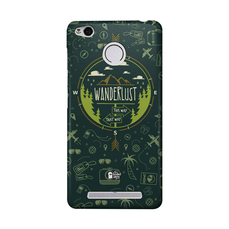 new styles f1091 e0bed Buy Redmi 3S Prime Mobile Covers & Cases Online   The Souled Store