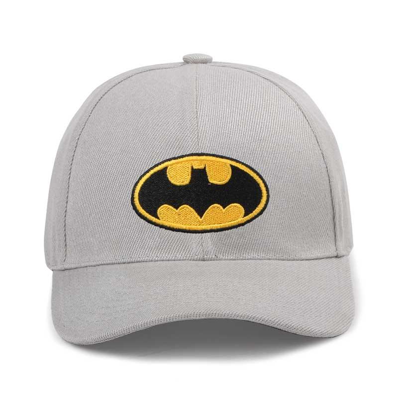 e253cbaca49 Batman  Classic Logo. Caps