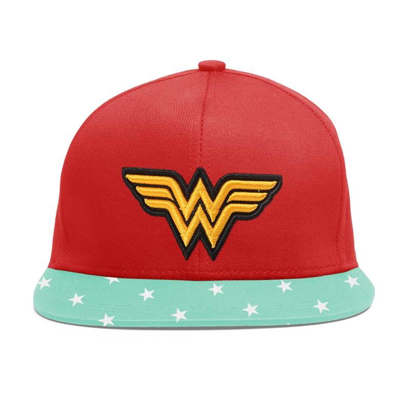 049773d26bf60 shop-Wonder Woman  Logo-Caps-image1