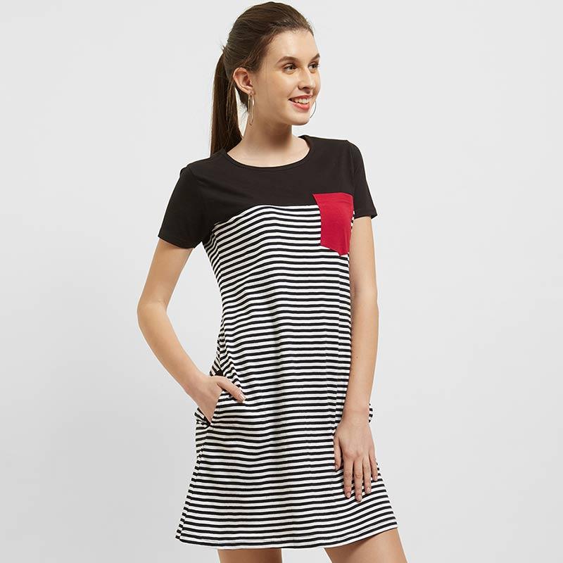 T Shirt Dress Pattern – Fashion dresses