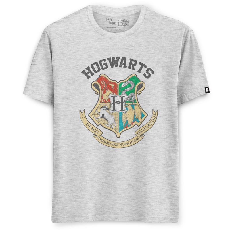 Buy Buy Official Harry Potter Hogwarts Sigil T-shirts For Men   Women  Online Only 7fe73925e