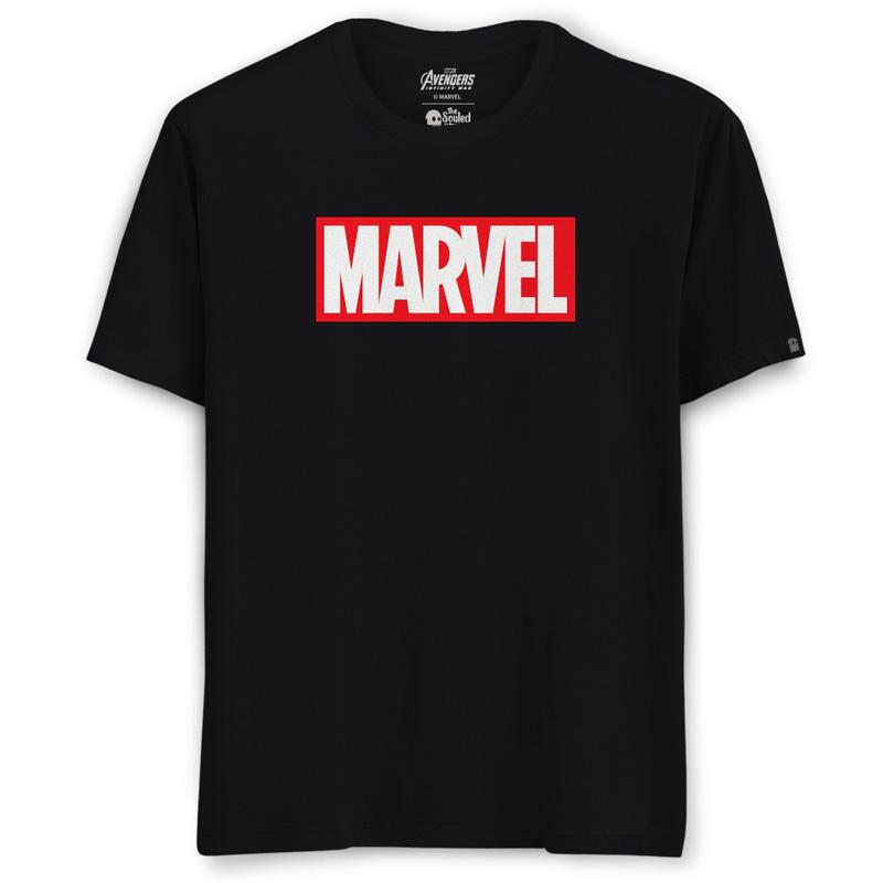 3d38fc11f049 Marvel  Logo. T-Shirts