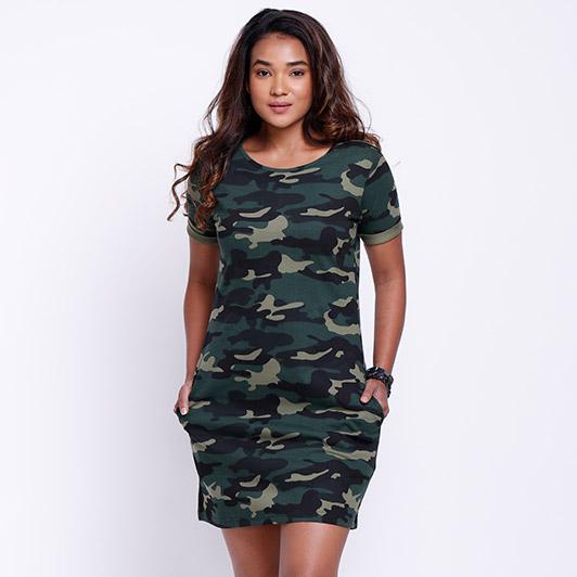 5ea402dbf340 Buy Casual Cotton T shirt Dresses for Women Online