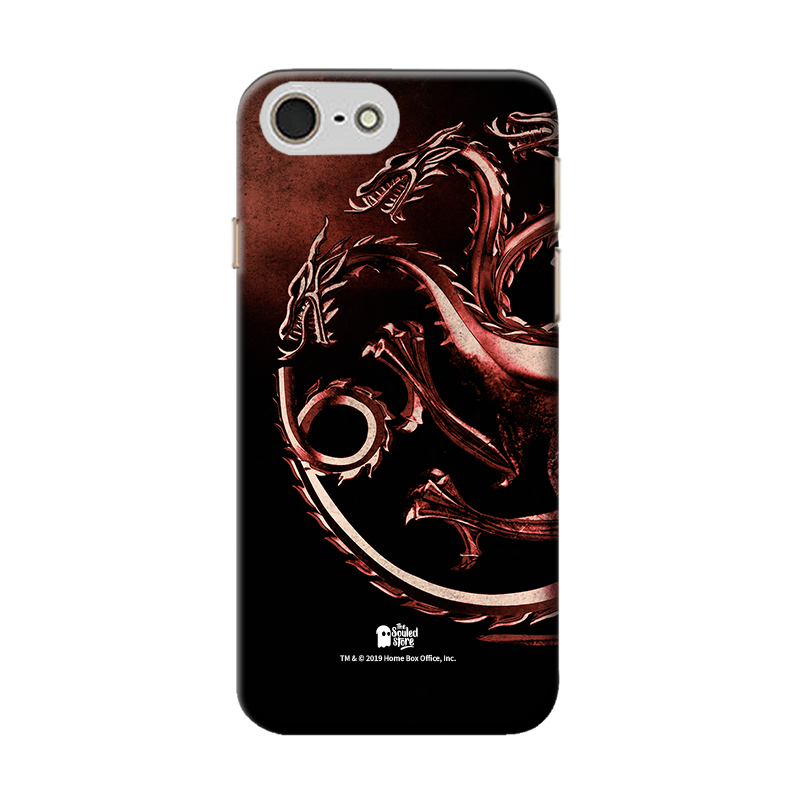 House Targaryen GOT   Game Of Thrones iPhone 7 Mobile Covers