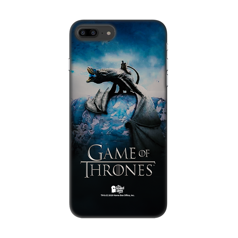 best sneakers 07ac3 1743e Viserion GOT   Game Of Thrones OnePlus 5 Mobile Covers   The Souled ...