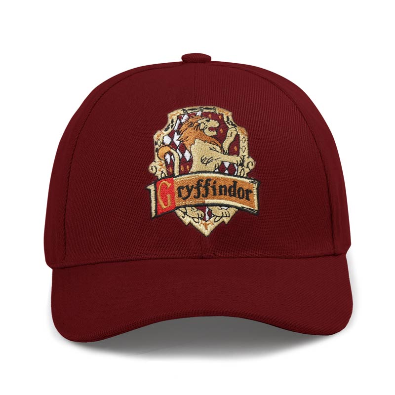 5445ce1268f23 Harry Potter  Gryffindor Sigil (Maroon). Caps