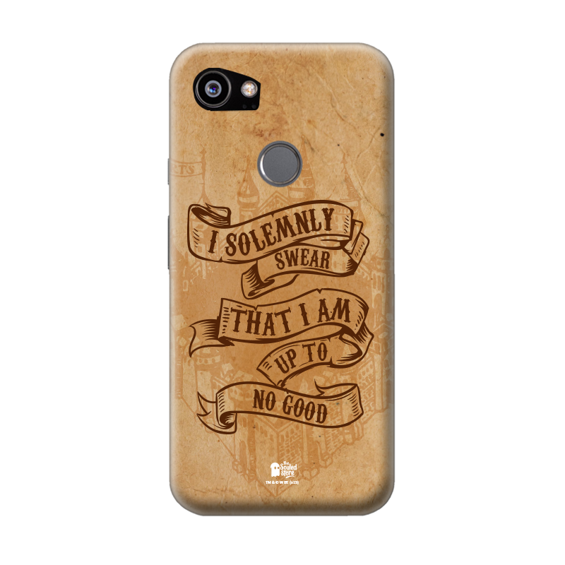 reputable site 9ae63 4c1dc Mischief Managed   Harry Potter Google Pixel 2 XL Mobile Cover   The ...