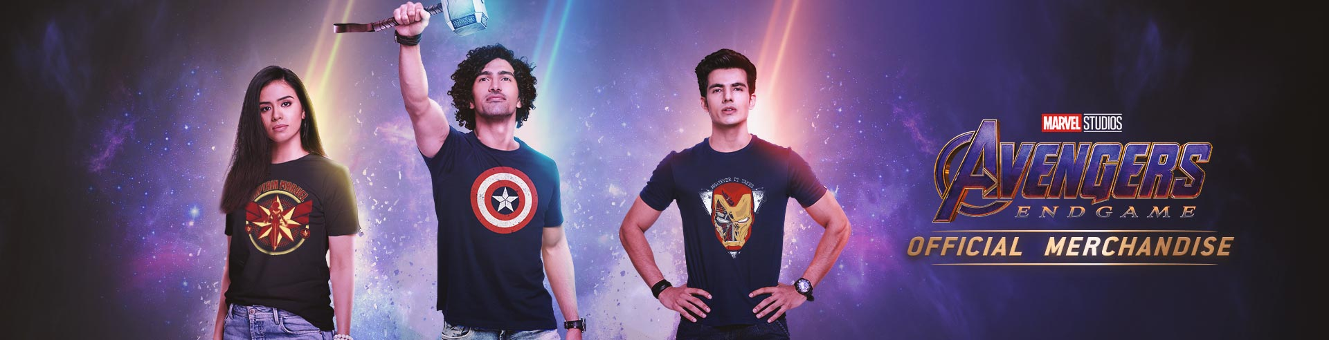 f49017b36f33 Marvel   Official Merchandise   The Souled Store